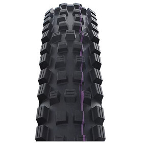 "SCHWALBE Magic Mary Super Gravity Evolution Folding Tyre 26x2.35"" TLE E-25 Addix Ultra Soft, black"